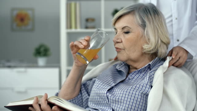 Retirement Home Routine video