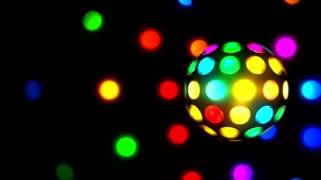 Retro Disco Ball video