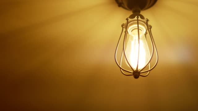 Retro Light Bulb Lighting Series video