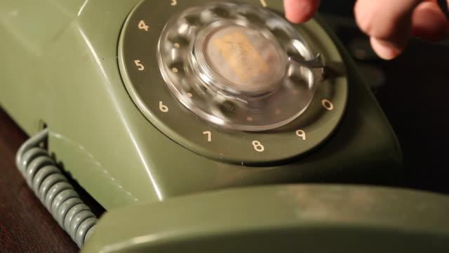 retro phone call (HD1080) video