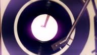 Retro Record Player video