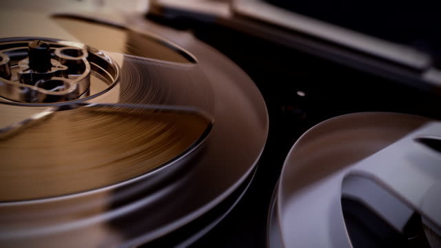 Retro Reel Audio Recorder video