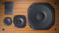 Retro Speaker - Bass Thumping video