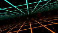 Retro Video Grid video