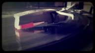 Retro Vinyl video