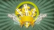 Retrotech - Dollar, HD1080 video