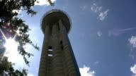 Reunion Tower Dallas Texas video