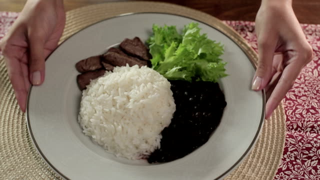 Rice With Beans video
