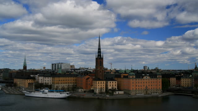 Riddarholmen (Stockholm)Time-Lapse video