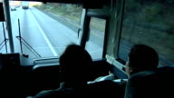 Riding Bus video