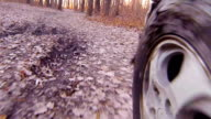 Riding Off Road Vehicle video