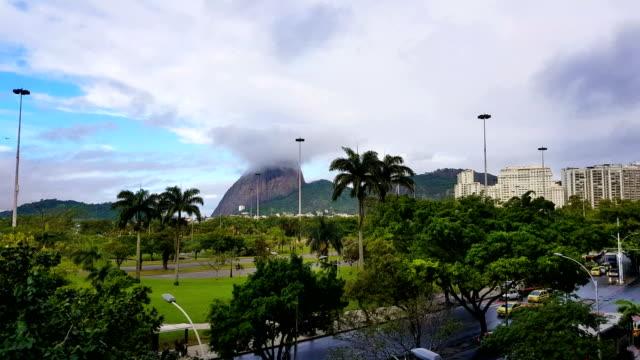 Rio de Janeiro after a rain video