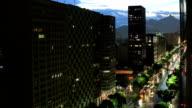 Rio De Janeiro, Brazil: Financial district video