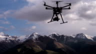 Rise Copter in the Air video