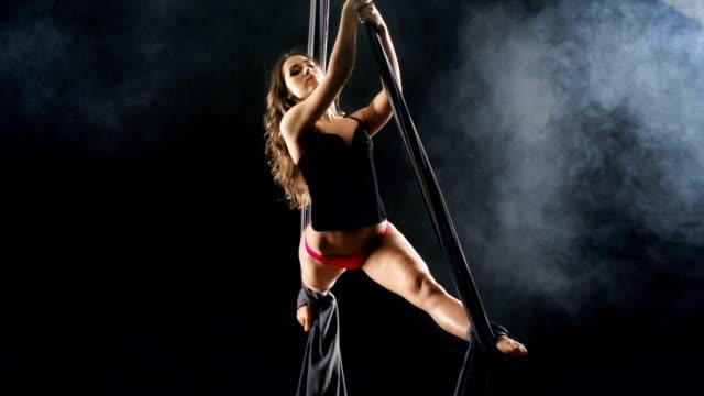 Risky Stretching video