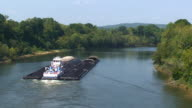 River Barges video