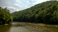 River in America video