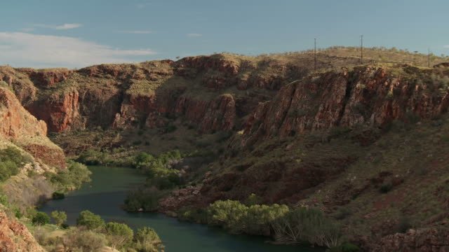 HD: River Ord Canyon video