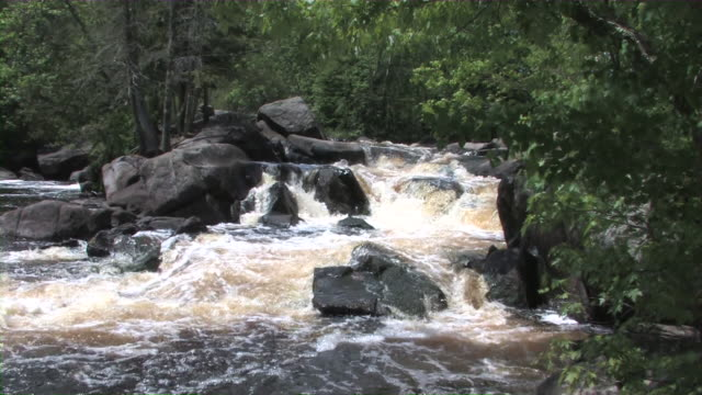 River Rapids 5B video