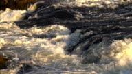 River Rapids At Victoria Falls video
