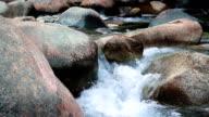 River Rocks video