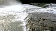 river watefall video