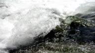 river watefall video