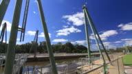 River Weir video