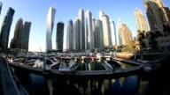 riverwalk and Dubai Marina video