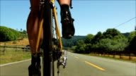 Road Cyclist video