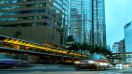 Road in Hong Kong video