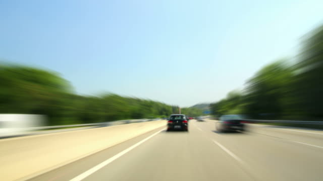 Road Rage Day Highway Camera Car Super High Speed video