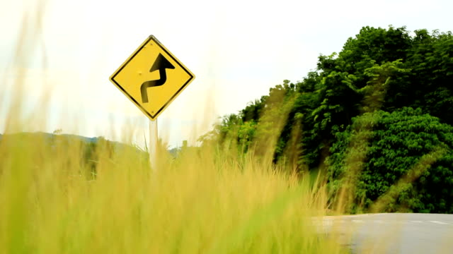 Road sign video