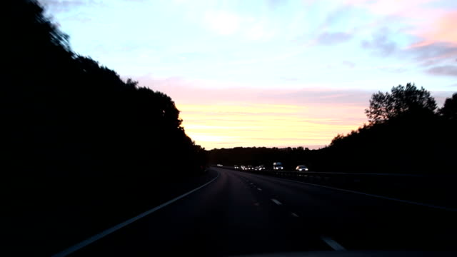road trip early morning 3 video