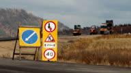 road works (дорожные работы) video