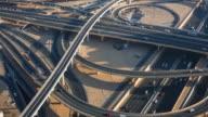 Roads in Dubai video