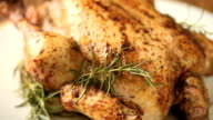 roast chicken video