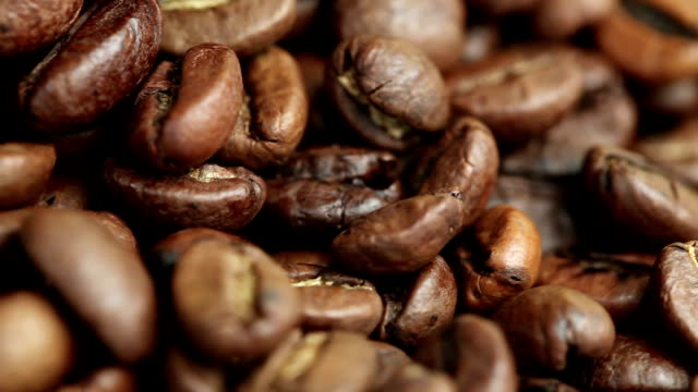 Roasted Coffee Beans video