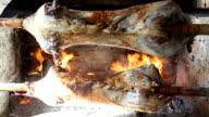 roasted lamb video