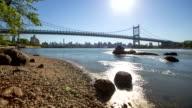 Robert F. Kennedy Bridge - Time lapse video