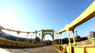 Roberto Clemente Bridge video