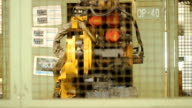 Robot Arm industry Rusty video