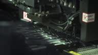 Robotic Production Of Printed Circut Board video