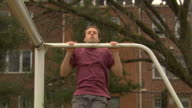 Rob's Pull Ups - Multi Perspective video