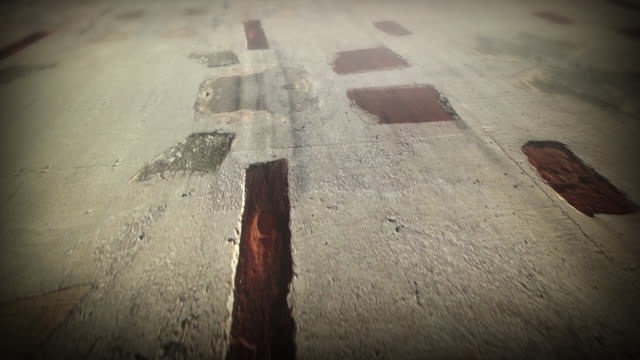 Rock and Concrete - Loop video