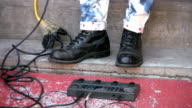 Rock and roll boots. video
