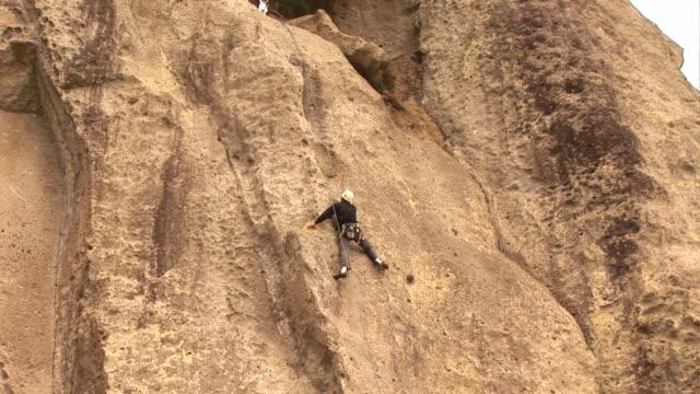 Rock Climbing 1 - HD & PAL video