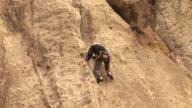 Rock Climbing 2 - HD & PAL video