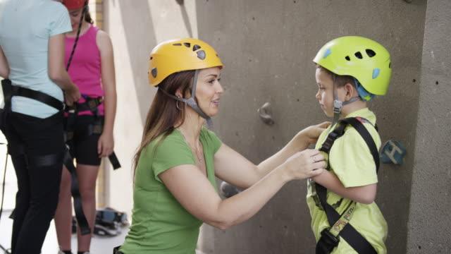 Rock Climbing Club video