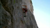 HD CRANE: Rock Climbing video